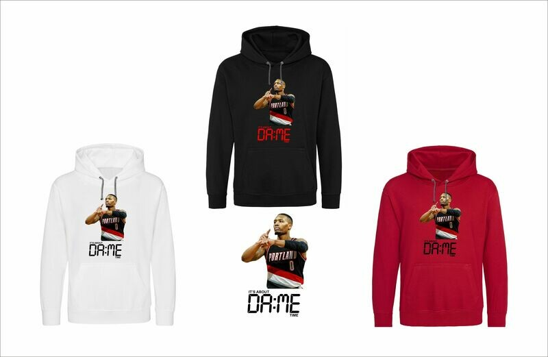 Dame time Hoodies