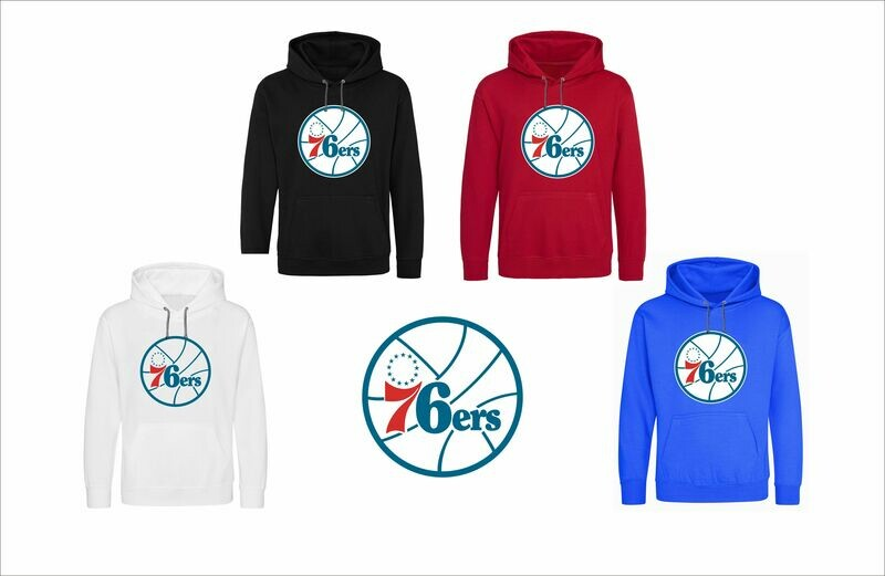 Sixers Hoodies