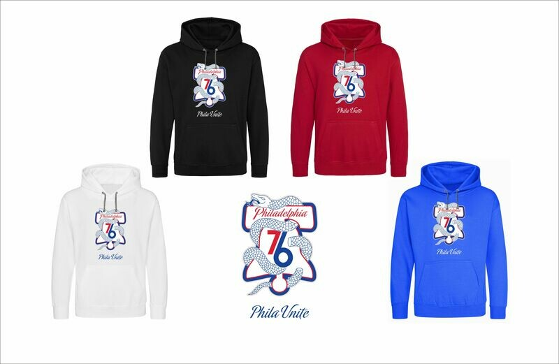 Phila history  Hoodies