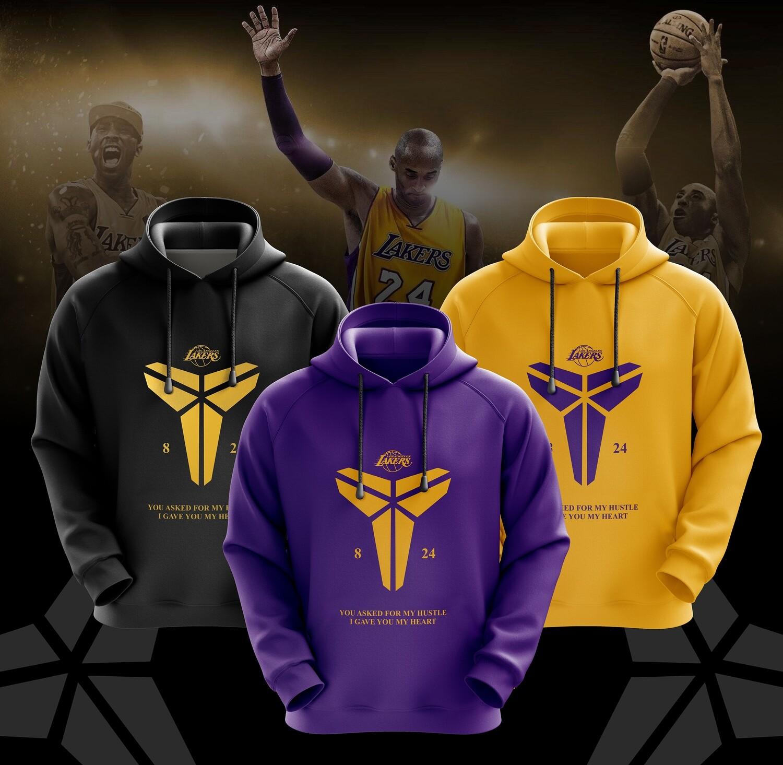 Kobe Logo hoodie
