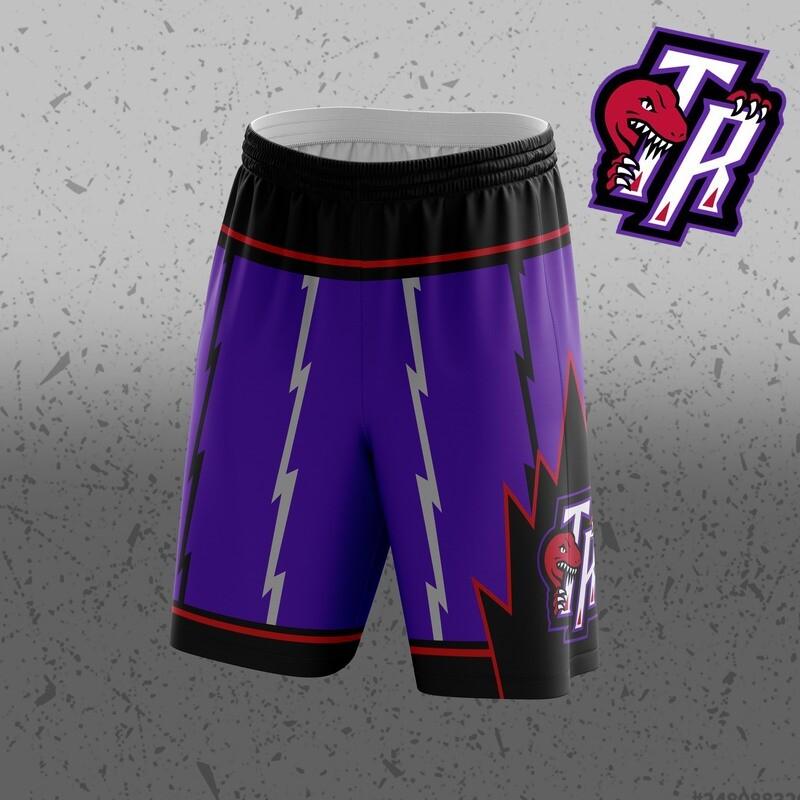 Raptors Shorts