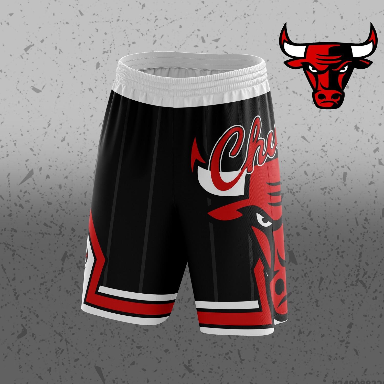 Chicago Big Logo Shorts