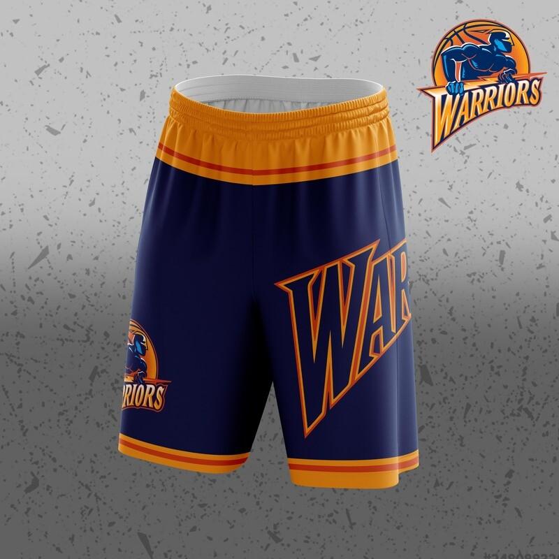 Oakland  Big logo Shorts