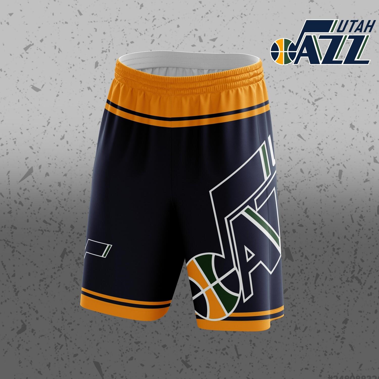 Jazz new Big logo Shorts