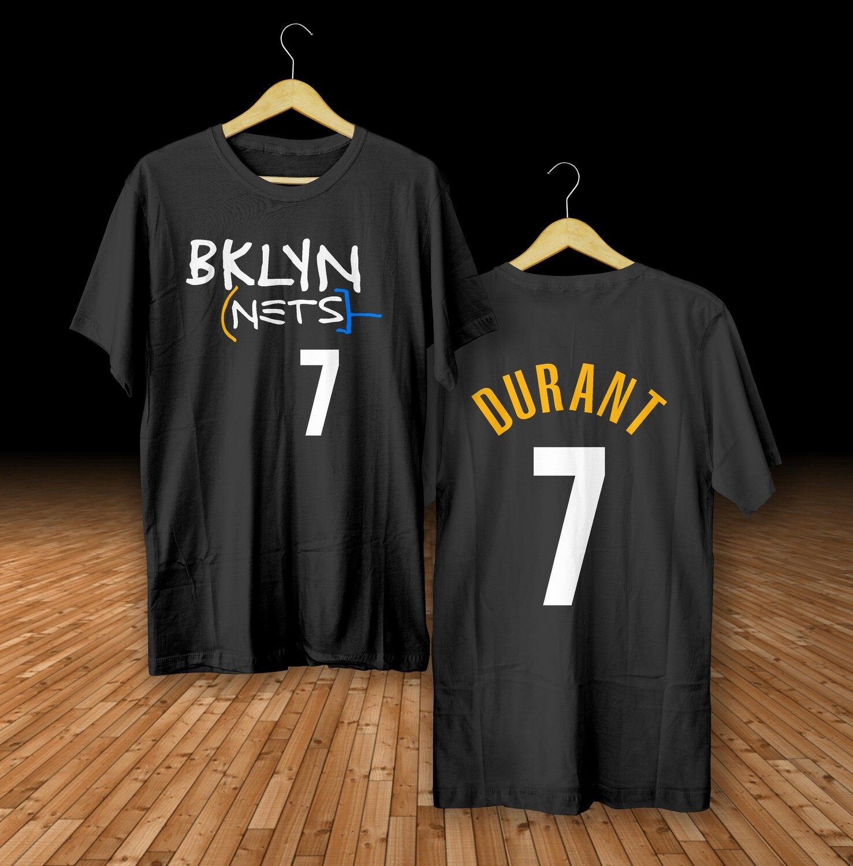 Durant BKLYN CITY black  t-shirt