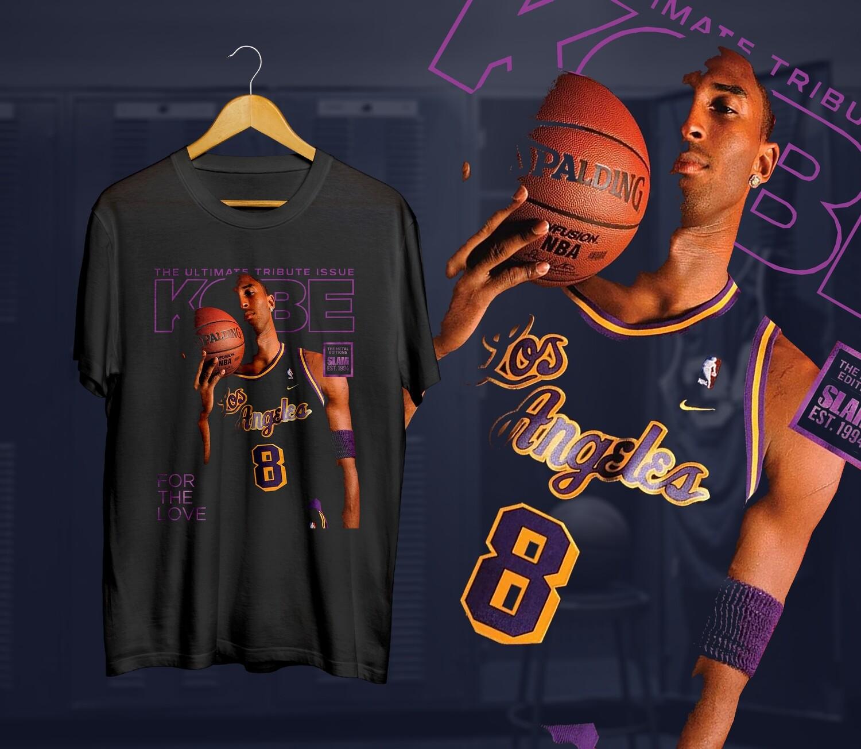 Kobe Ultimate  Slam t-shirt