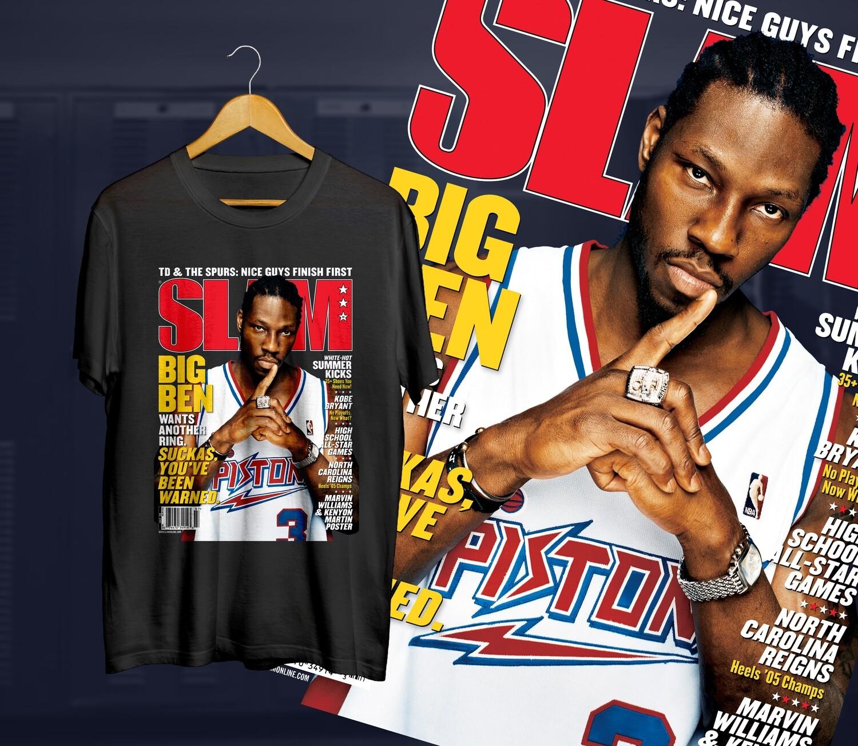 Wallace Slam t-shirt