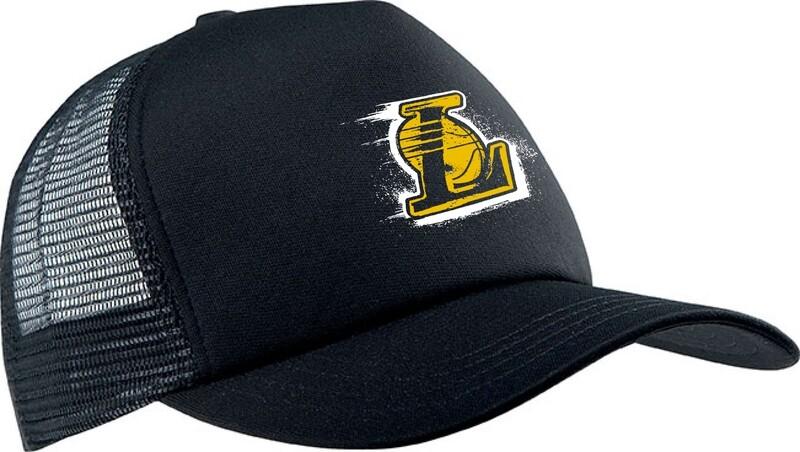 Lakers black cap