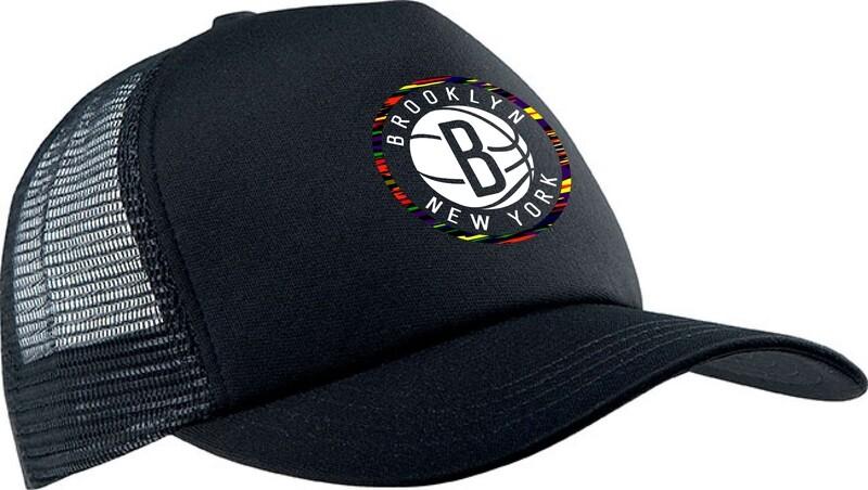 Brooklyn color  black cap