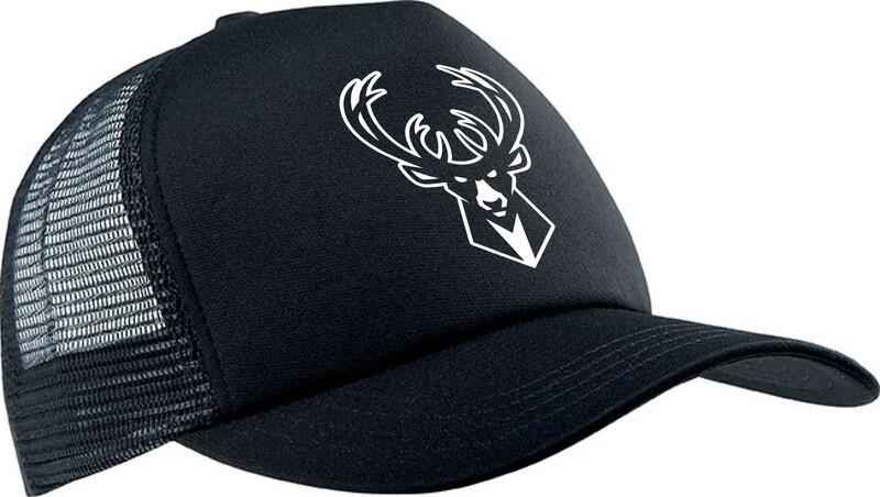 Feer the Deer  black cap