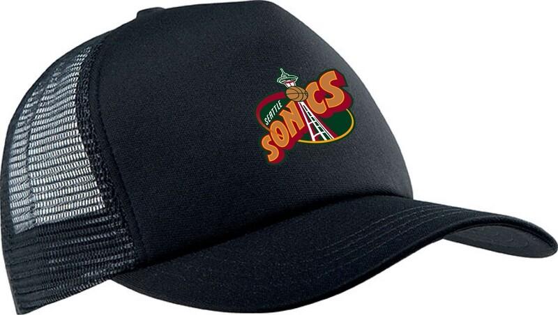 Sonics  black cap