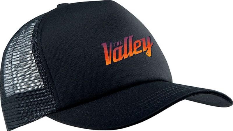 The valley  black cap