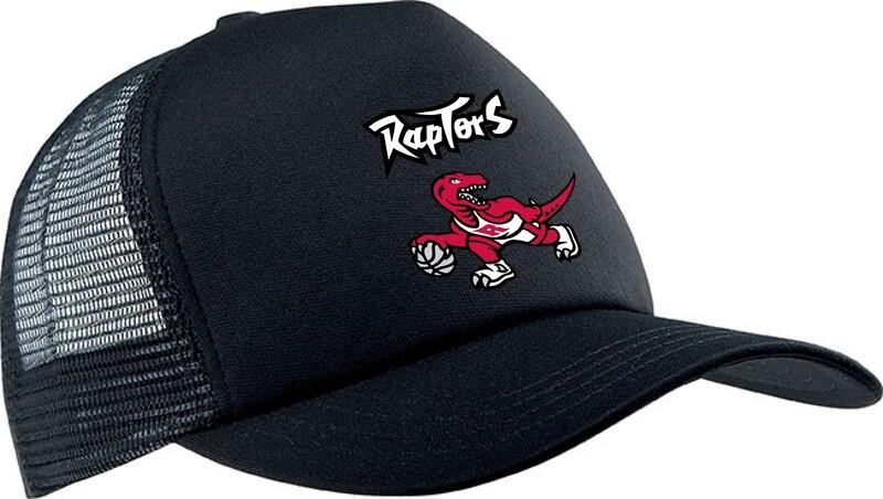 Raptors  black cap