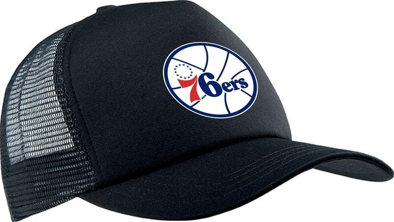 Sixers black cap