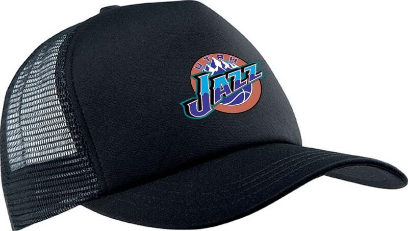 Jazz retro black cap