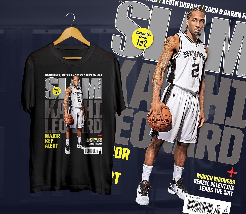 Leonard Slam t-shirt