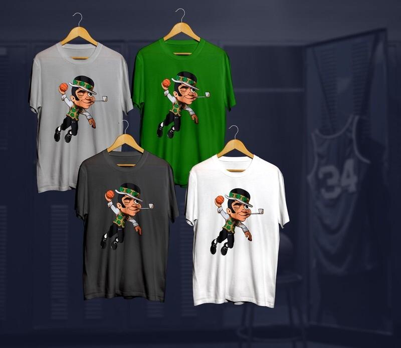 Boston Lucky  t-shirts