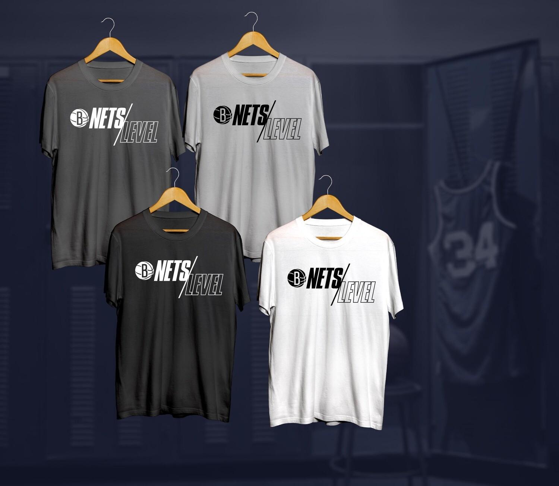 Nets Level  t-shirts
