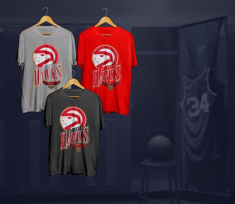 Atlanta cracked  t-shirts