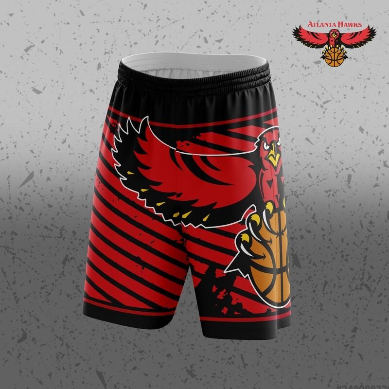 Atlanta   Big Logo Shorts