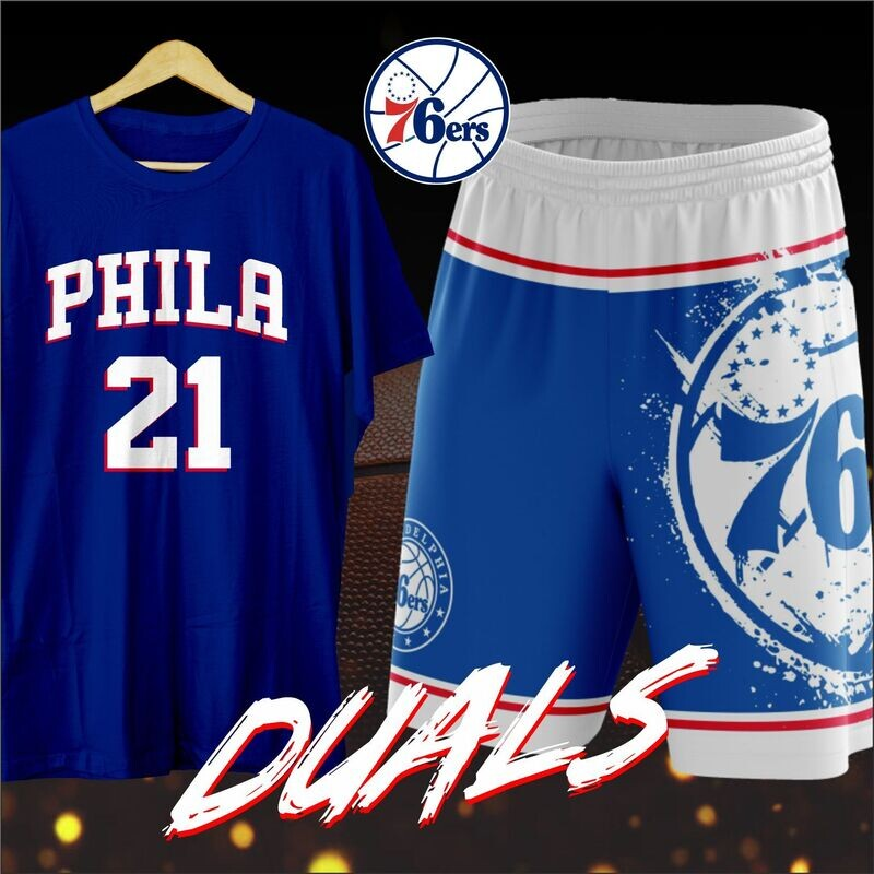 Philadelphia 76ers Set