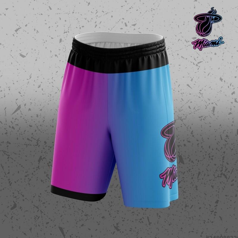 Miami  City edition Gradient Shorts
