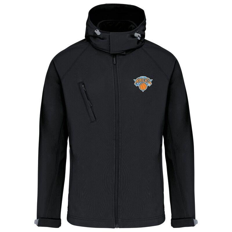 new york softshell jacket