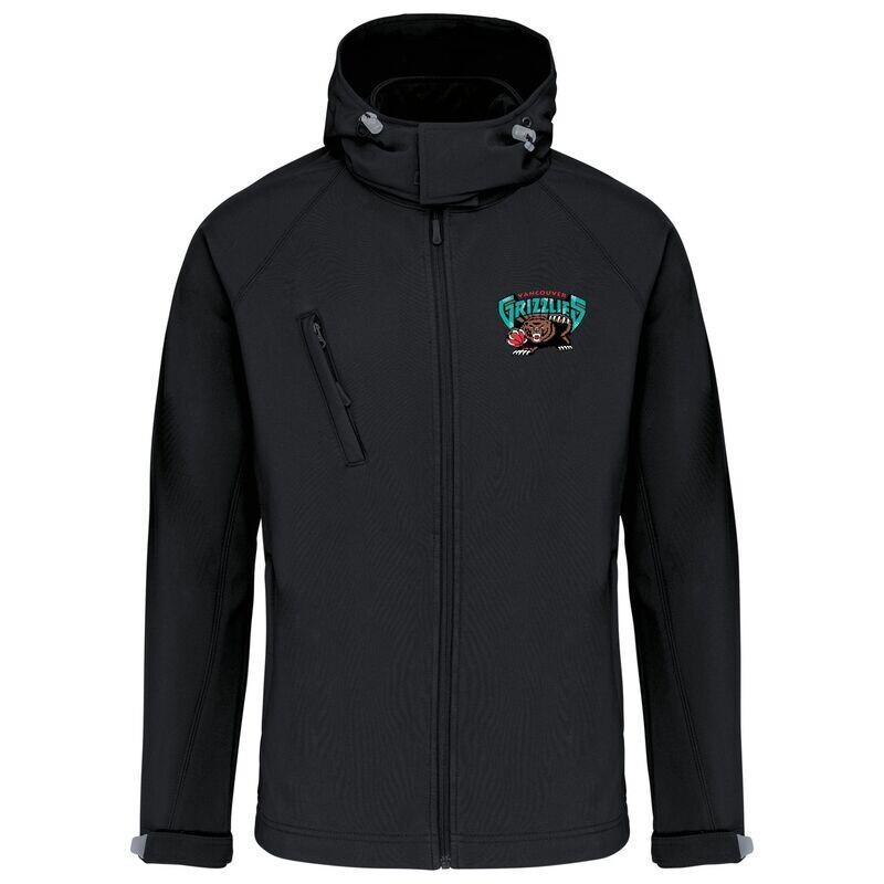 vancouver softshell jacket