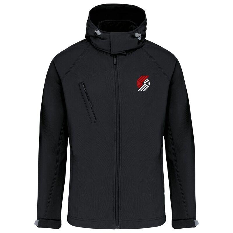 portland softshell jacket