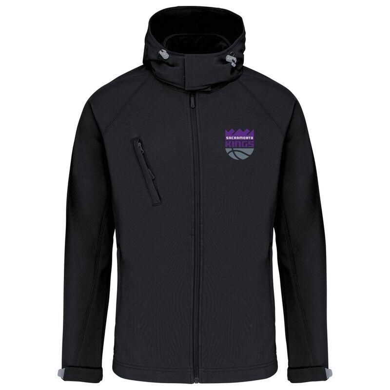 sacramento softshell jacket