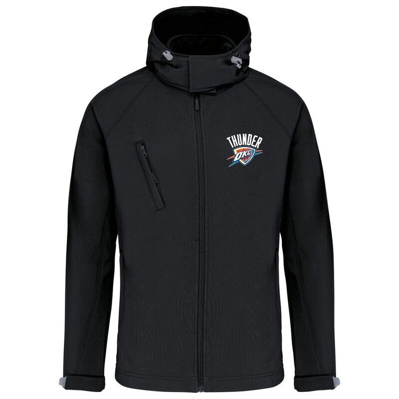 oklahoma softshell jacket