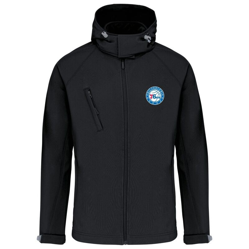 philadelpheia softshell jacket