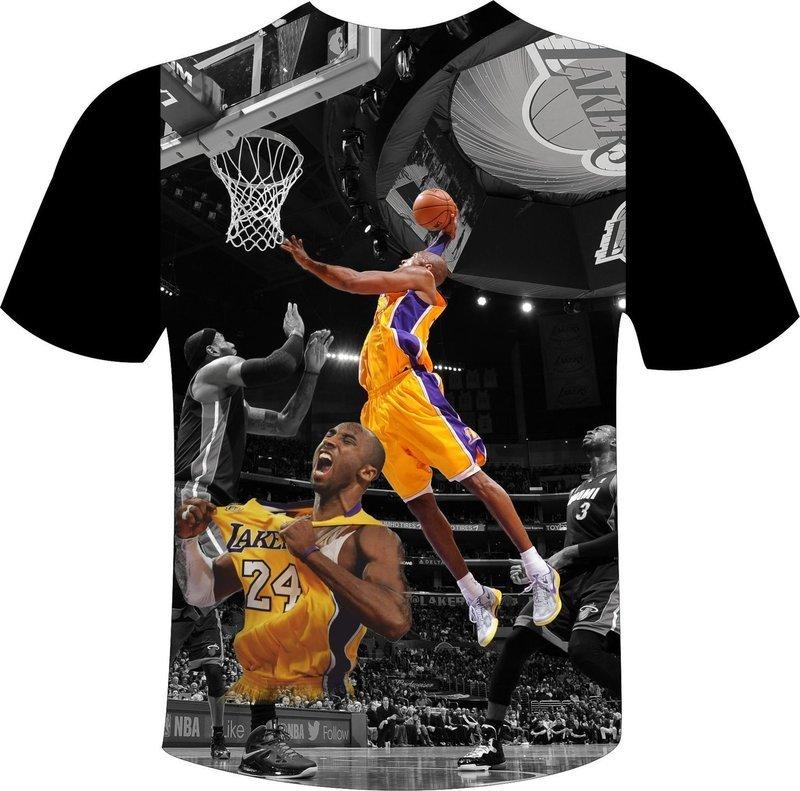 Bryant Full print T-shirt