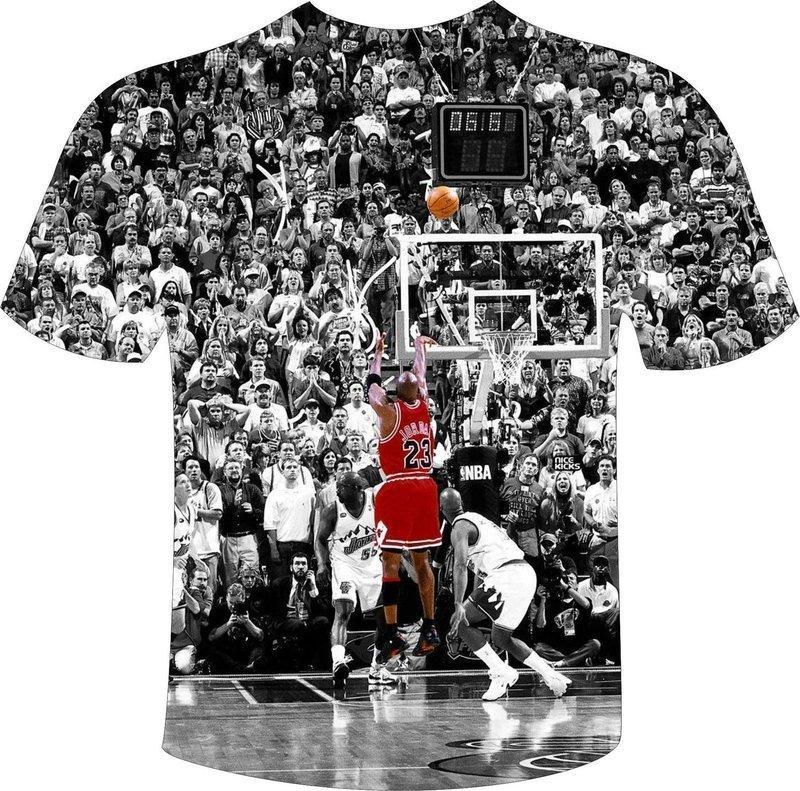 Jordan full print