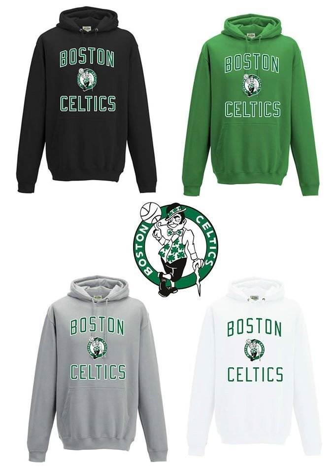 Boston Celtics Grey LARGE