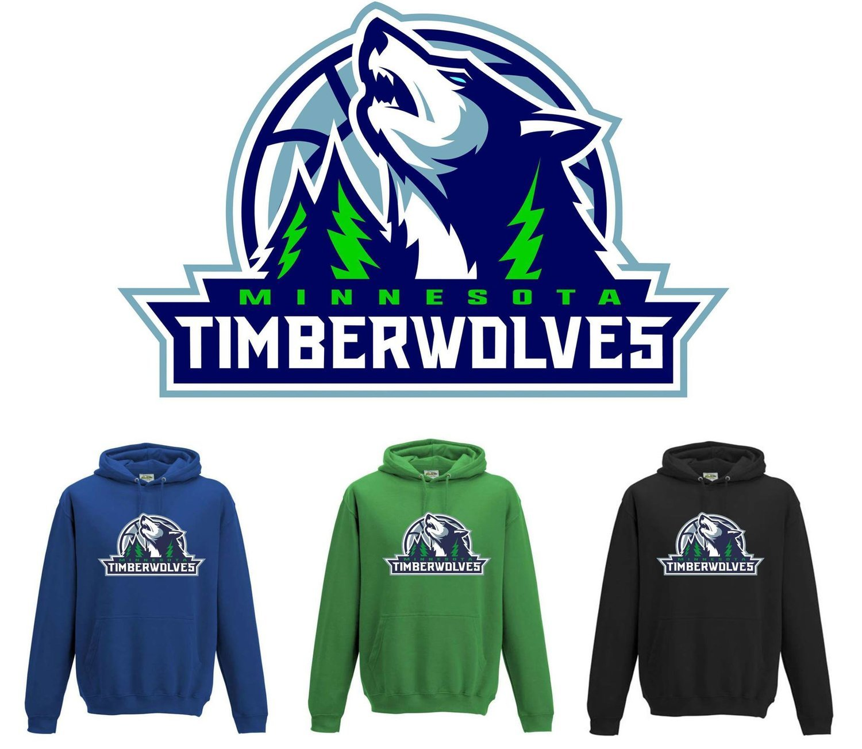 Timberwolves Hoodies ROYAL XL