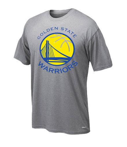 Dryfit t-shirt Golden state
