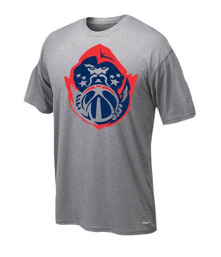 Dryfit t-shirt Wizards