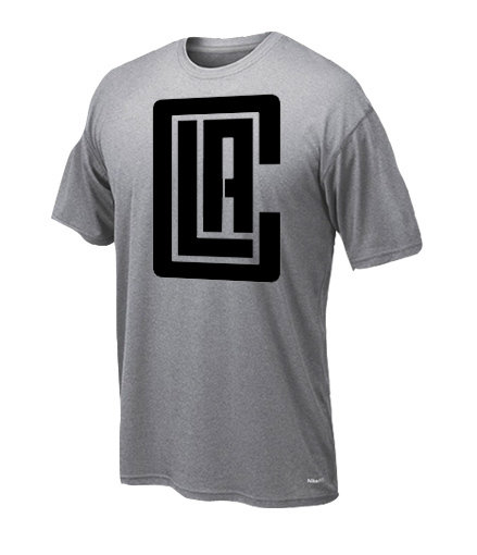 Dryfit t-shirt Clippers only black