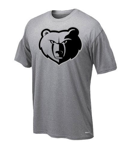 Dryfit t-shirt Memphis only black