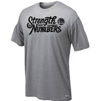 Dryfit t-shirt Strength in only black