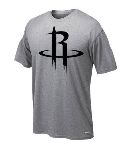 Dryfit t-shirt Houston only black 238