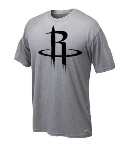Dryfit t-shirt Houston only black