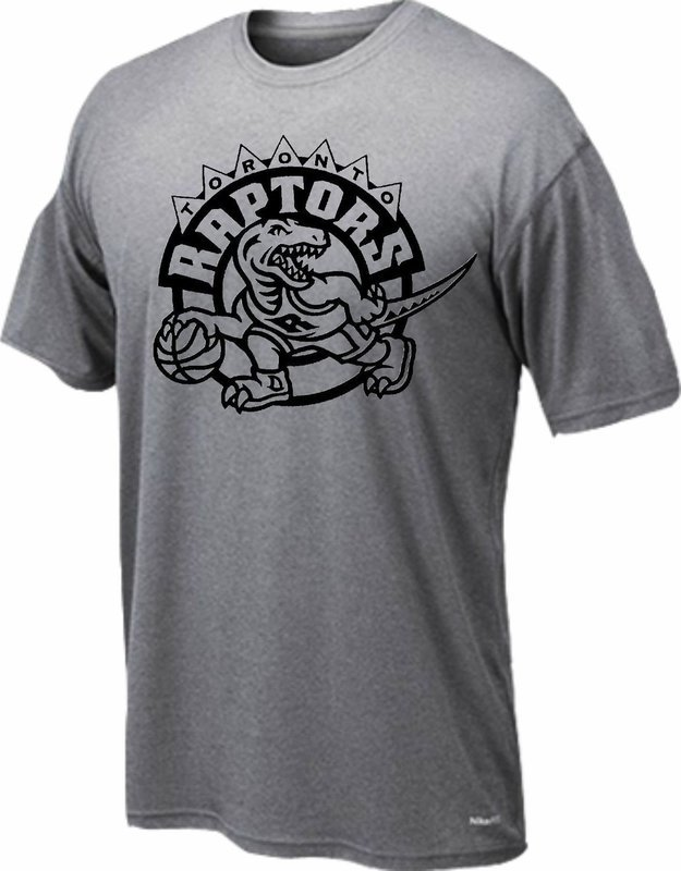 Dryfit t-shirt Toronto only black