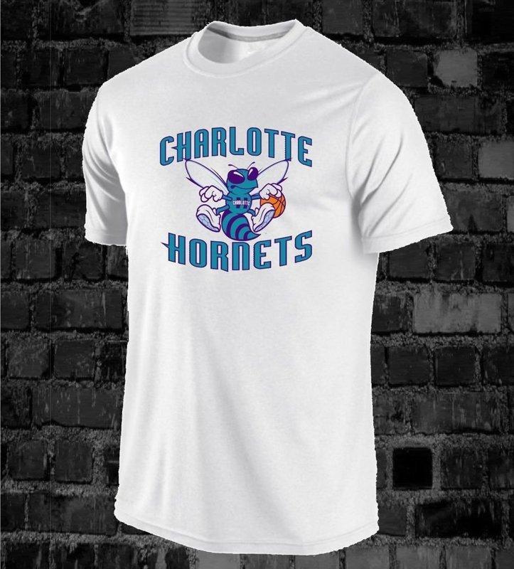 Retro Dryfit t-shirt Charlotte