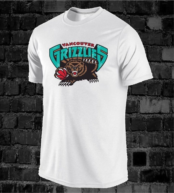 Retro Dryfit t-shirt Memphis