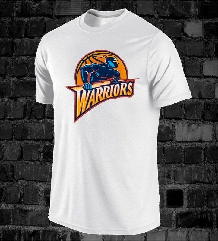 Retro Dryfit t-shirt Warrior
