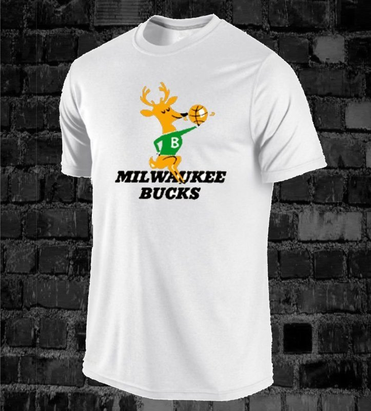 Retro Dryfit t-shirt Milwaukee