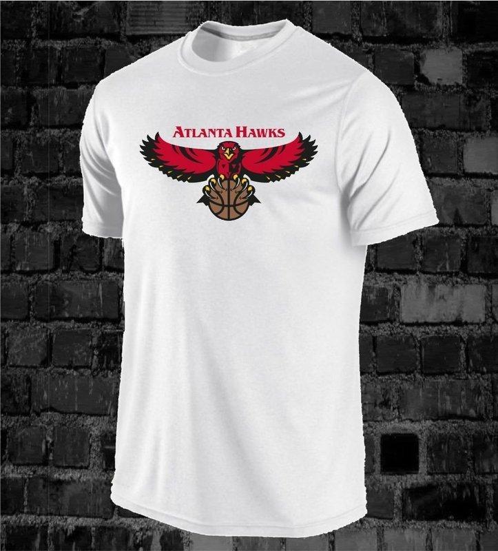 Retro Dryfit t-shirt hawcks