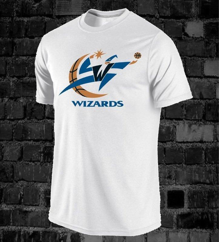 Retro Dryfit t-shirt Wizards